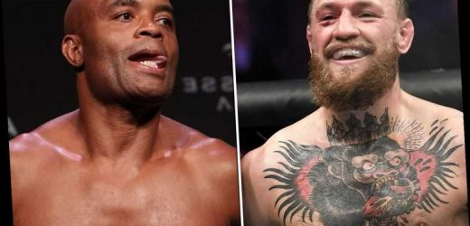 Dana White gives advice to Conor McGregor after UFC star agrees super-fight with Anderson Silva at 176lbs – The Sun