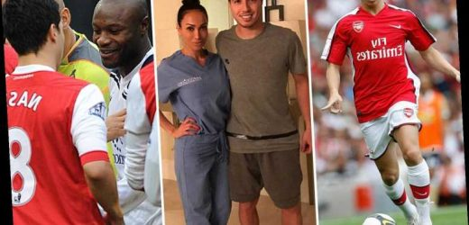Arsenal rebel Samir Nasri's colourful life, from 'close to dying' with meningitis to Drip Doctor scandal that led to ban – The Sun