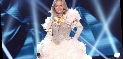 Jackie Evancho Reveals 'The Masked Singer' Gave Her A 'Clean Slate' To Start Her Next Chapter