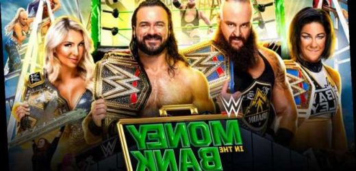 WWE Money In The Bank 2020: Match Card, How To Watch, Predictions, Start Time, And More