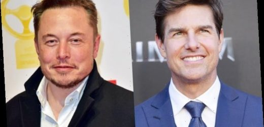Tom Cruise Teaming Up With Elon Musk and NASA to Film in Space