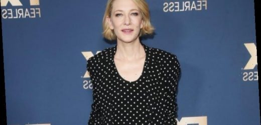 Cate Blanchett to Be Feted at Variety's Power of Women Alongside COVID-19 Frontline Heroes