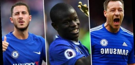 Premier League: Terry? Kante? Hazard? Pick your Chelsea title-winning XI