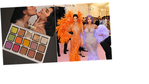 Kendall and Kylie Jenner Finally Revealed Their Makeup Collab, and It's Gonna Be Good