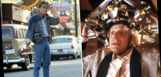 Back to the Future fans ADORE this theory of how Doc Brown and Marty McFly first met