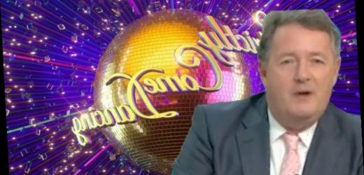 Piers Morgan's next move 'revealed' as Strictly Come Dancing eye up GMB presenter