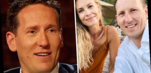Brendan Cole: Strictly star shares rare wedding snap of wife amid insight into marriage