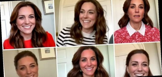 Get Kate Middleton's Zoom style from as little as £5 as we chart her every online look