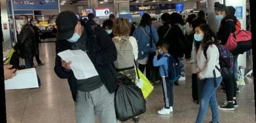 Police will not punish arrivals for flouting quarantine