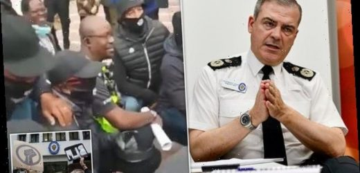 West Midlands chief constable apologises for force's history of racism
