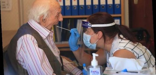 10,000 care home residents and staff will get monthly Covid-19 tests