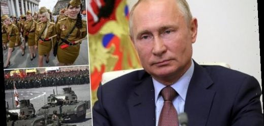Vladimir Putin set to win vote that will allow him to rule until 2036