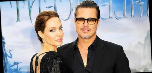 Brangelina: The Way They Were