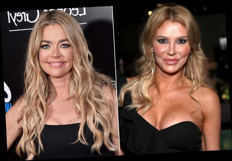Brandi Glanville details alleged Denise Richards affair on 'RHOBH'