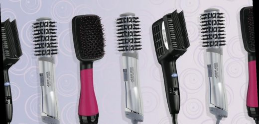 The 5 Best Blow Dry Brushes