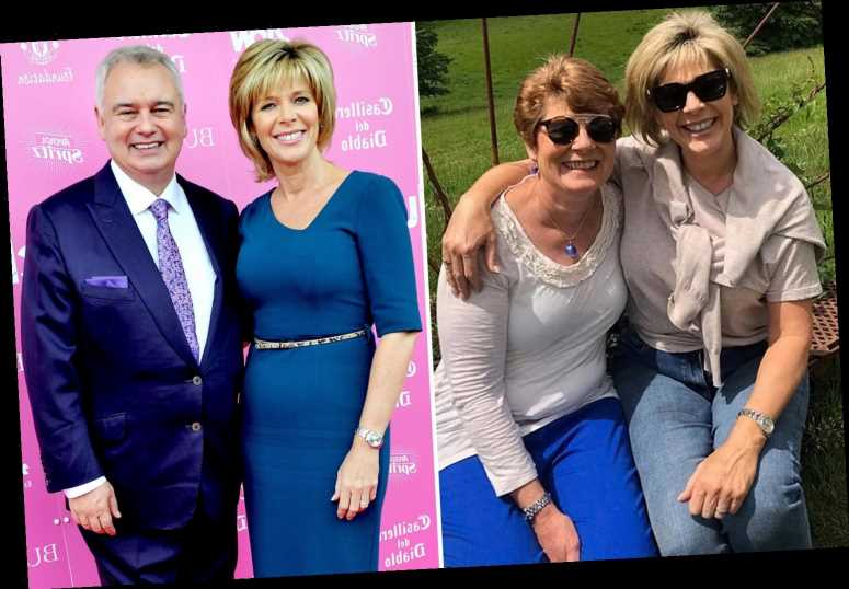 Eamonn Holmes reveals 'loving' Ruth Langsford's 'guilt' over late sister who was 'tortured by mental depression'