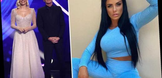 Katie Price savages claims she's doing Dancing on Ice for a cut price – The Sun