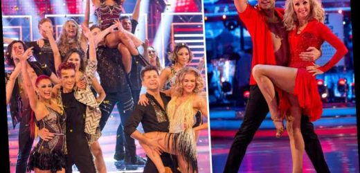 Strictly's Giovanni Pernice admits fears over isolating with celebrity dance partners while filming – The Sun