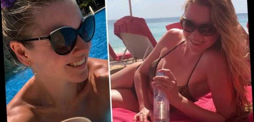 Blue Peter's Zoe Salmon reveals her 'dangerous' water addiction drinking 8 litres a day – The Sun