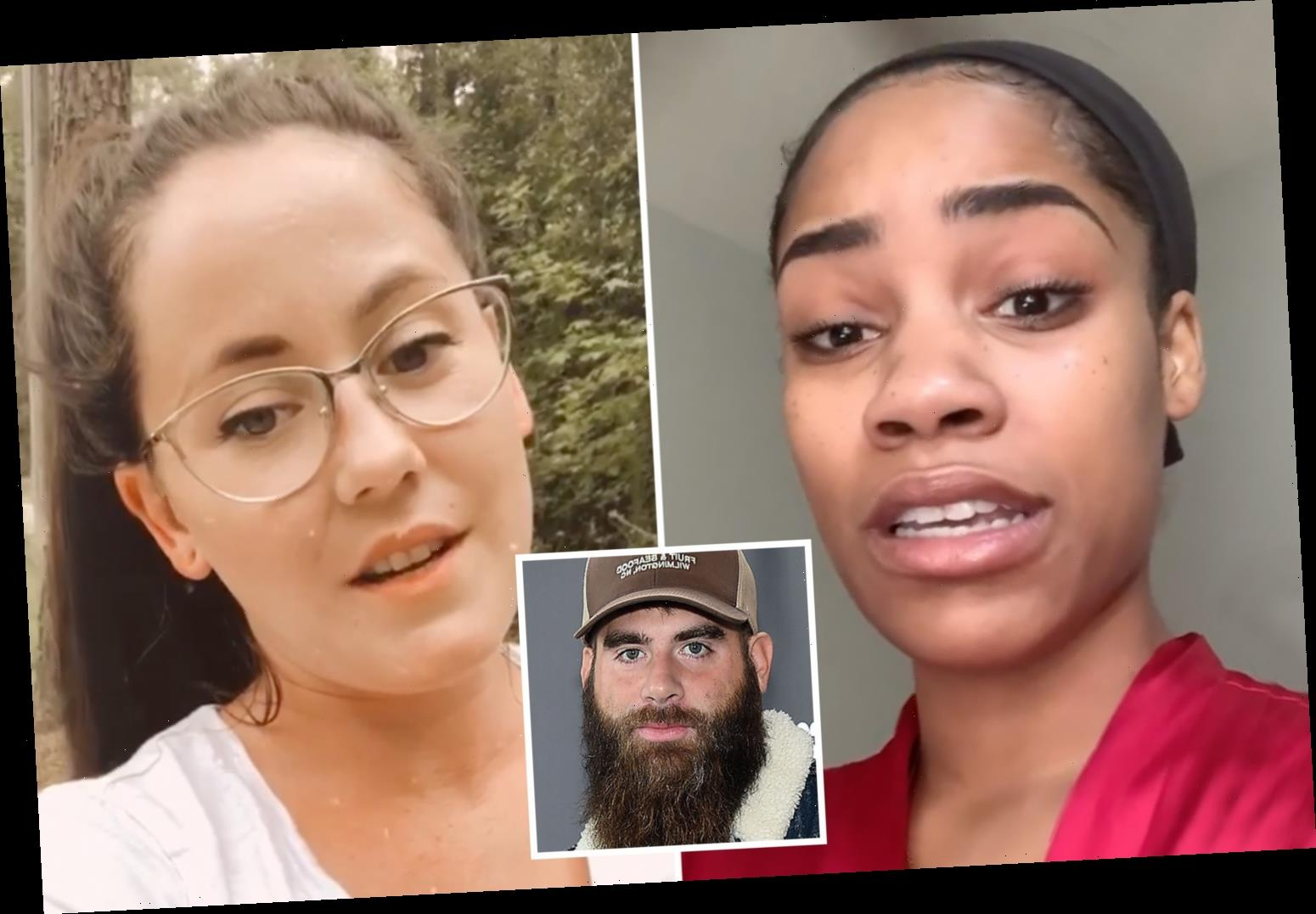 Teen Mom Ashley Jones calls Jenelle Evans and husband 'f***ing swamp creatures' after claiming couple's 'racist' – The Sun