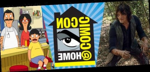 Comic-Con at Home: 'The Walking Dead', Marvel's 'Helstrom', 'The Simpsons', and More Panels Announced