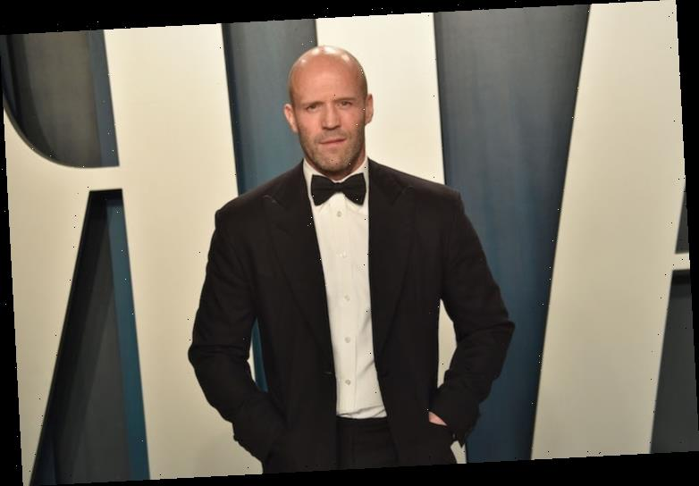 How Jason Statham Dove Into Fame