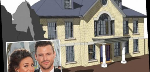 Michelle Keegan and Mark Wright's new mansion in jeopardy over fears of asbestos contamination on the property – The Sun