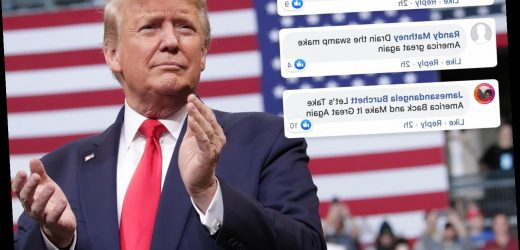 Sun readers share THEIR Trump 2020 slogans after president drops 'Keep America Great' – The Sun