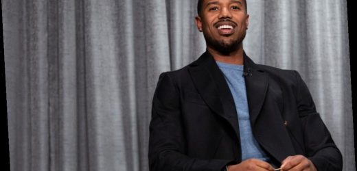 Michael B. Jordan Has Finally Moved Out of His Parents' Home