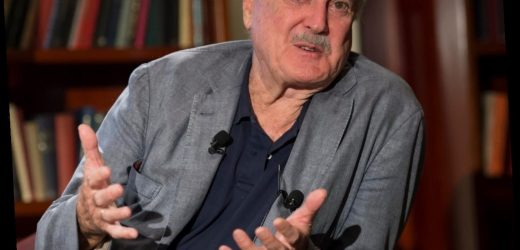 John Cleese, 80, reveals second cancer scare as he has a tumour removed from his leg – The Sun