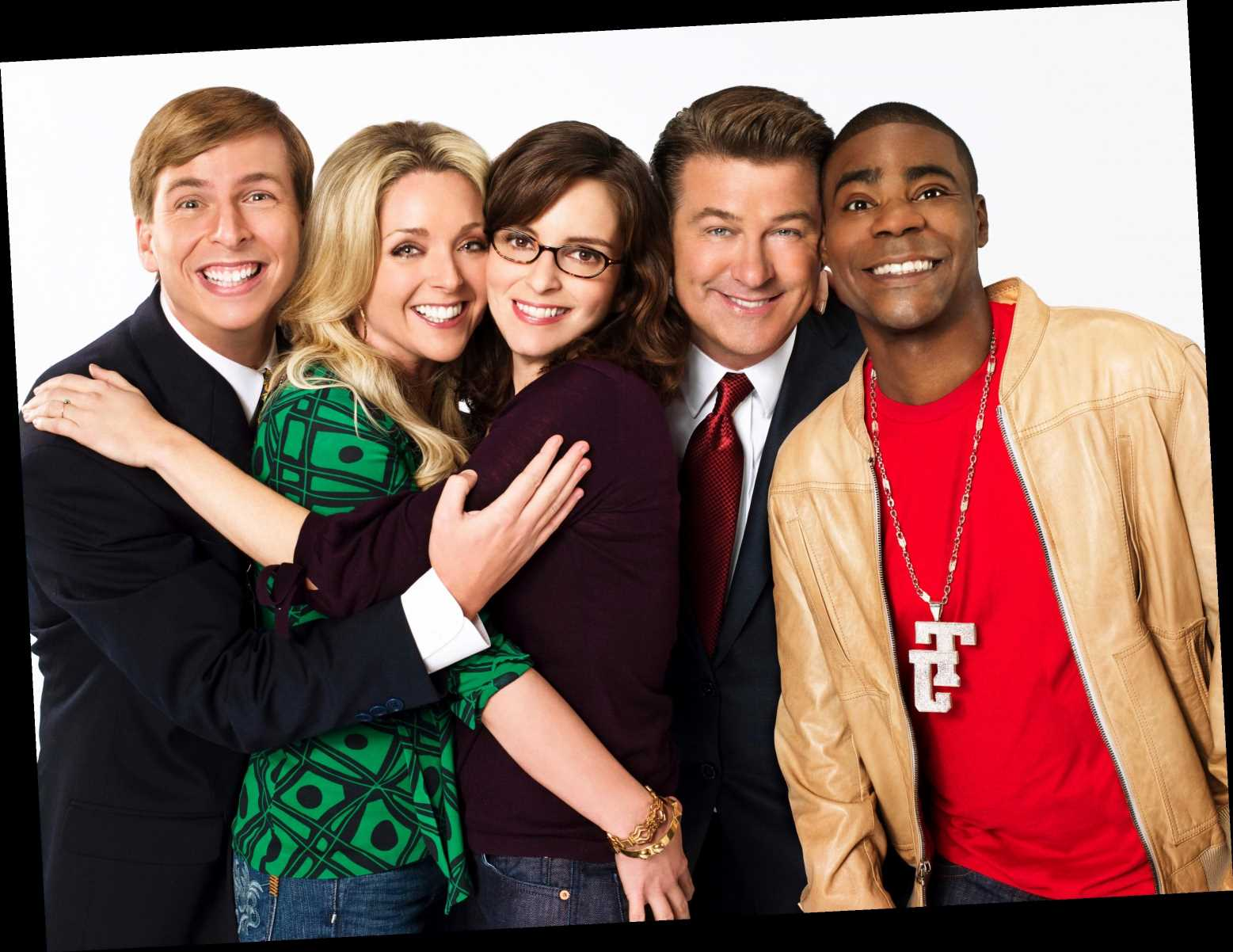 Alec Baldwin and Tina Fey to reunite with 30 Rock cast for one-hour special – The Sun