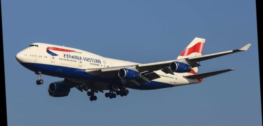 British Airways may be a step closer to retiring its iconic jumbo jets after suspending training on its fleet