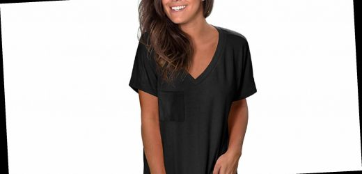 This Wear Everywhere T-Shirt Is Softer Than Your Favorite Silk Robe