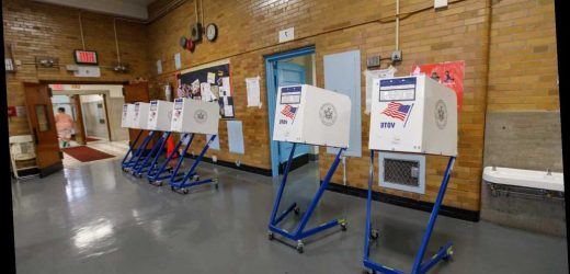 NYC Board of Elections 'hopes' polling sites will be up and running today