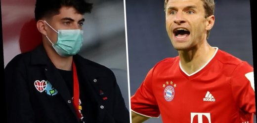Bayern Munich scold Muller for questioning Havertz transfer chase as Man Utd and Chelsea also track attacking midfielder – The Sun