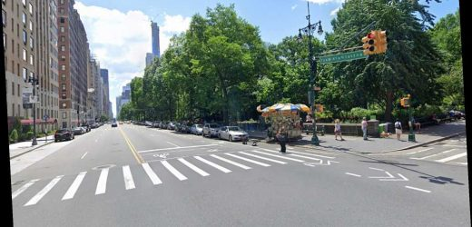 Cyclist leaves Central Park jogger in critical condition