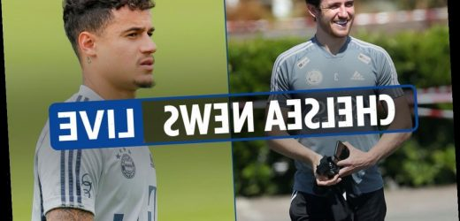 2pm Chelsea news LIVE: Coutinho £55m defender swap, Chilwell wants £50m transfer, Werner to sign after quarantine – The Sun