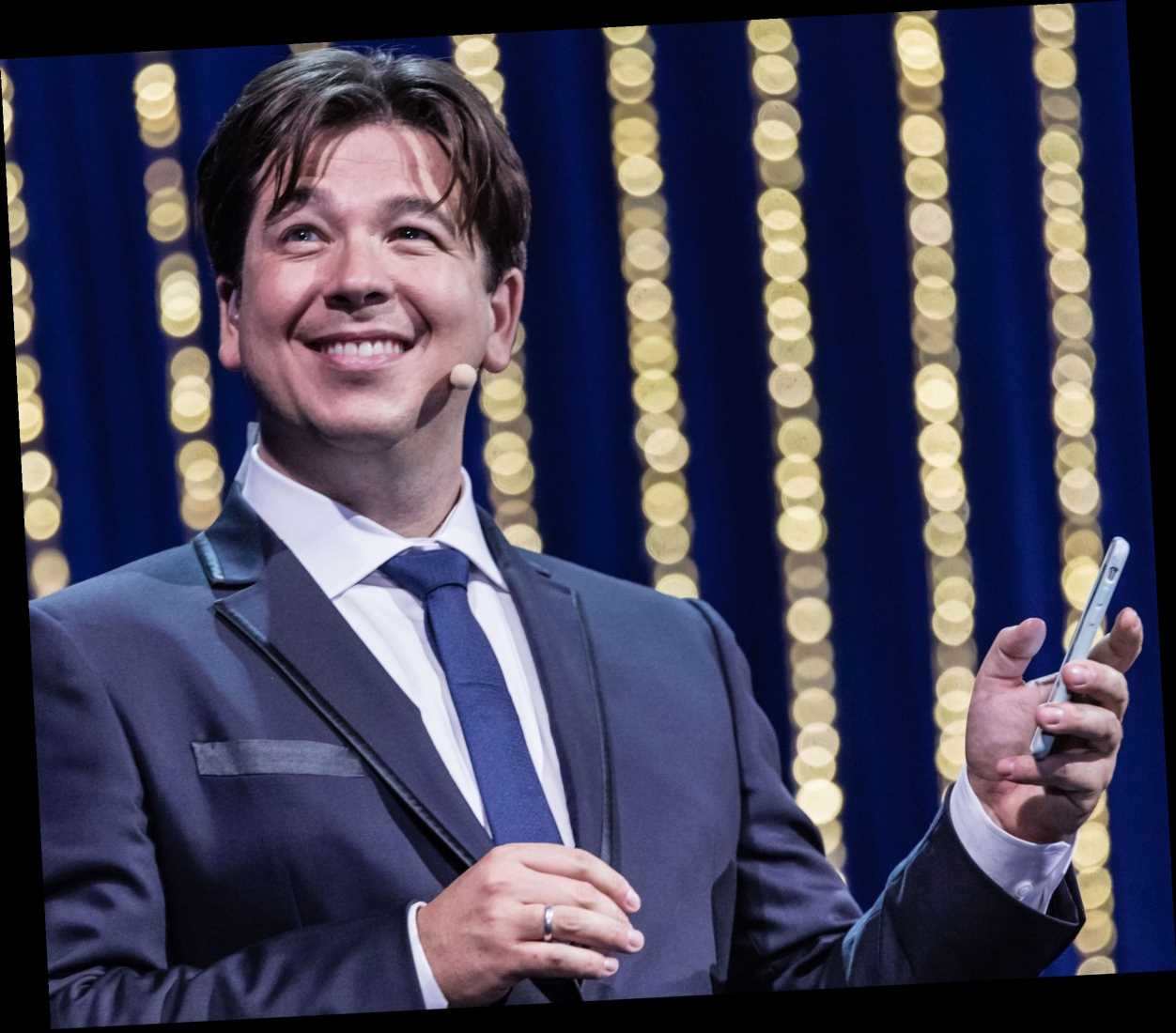 What time is Michael McIntyre's Big Laughs on BBC One tonight?