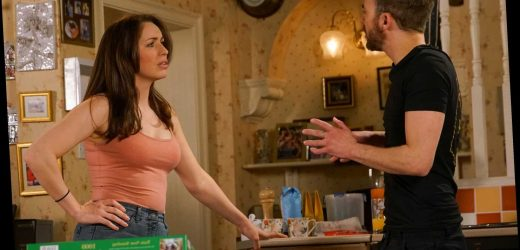 Are Shona and David going to get back together in Corrie? She asks him to have sex with her to jog her memory