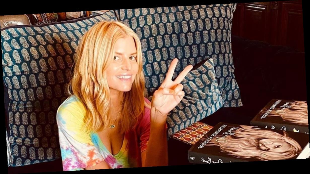 Jessica Simpson Just Shared a Makeup-Free Photo, and I'm Begging to Know Her Skin Routine