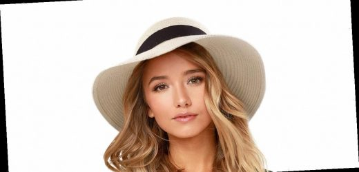 This Sun Hat Might Be Your Most Effective Anti-Aging Tool This Summer