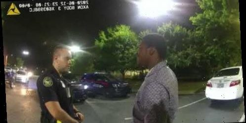 Body Cam Footage Moments Before Rayshard Brooks' Shooting Shows Man Cooperative With Cops