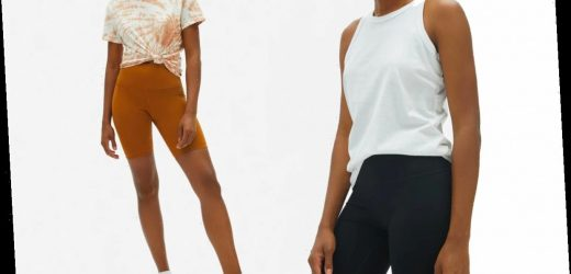 This Meghan Markle-Loved Brand Just Launched a Bike Short Version of Its Best-Selling Leggings