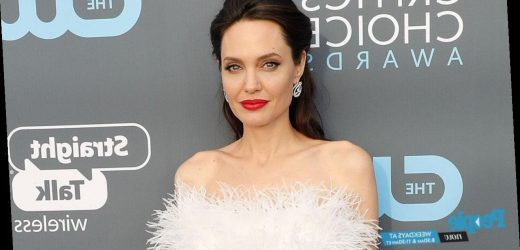 Angelina Jolie's Advice on Teaching Kids About Racism: 'Listen to Those Who Are Being Oppressed'