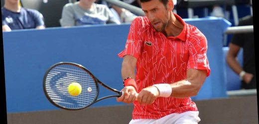 Novak Djokovic Tests Positive for COVID-19 After Organizing Controversial Tennis Event