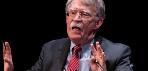 John Bolton book release court hearing set for Friday