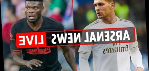 3pm Arsenal news LIVE: Jovic to be offered £175,000-a-week, Partey and Thiago Silva LATEST, Brentford highlights – The Sun