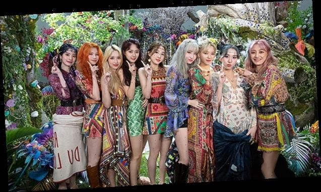 K-Pop Superstars TWICE 'Couldn't Be More Thrilled' To Finally Release New EP 'More & More' — Listen