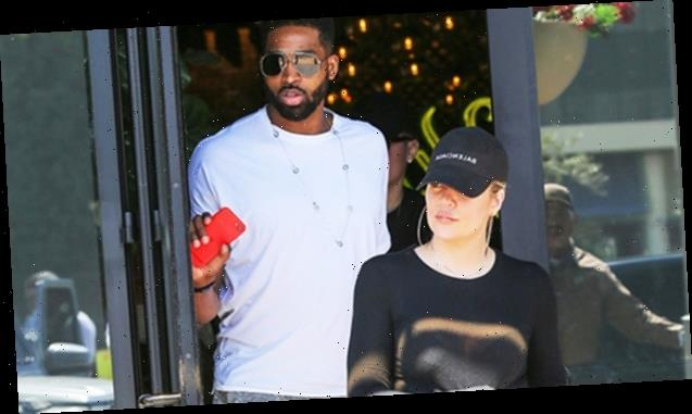 Khloe Kardashian Thanks Tristan For Helping Plan Her 'Beautiful' Birthday Bash After His Flirty Messages