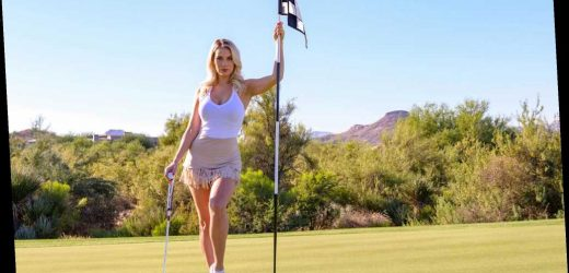 Paige Spiranac: 'My husband always wants me to show more cleavage'